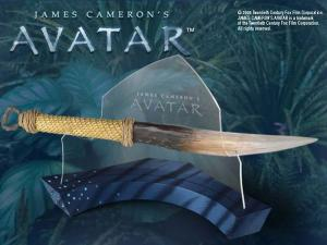 Avatar---Replica-1-1-Na´vi-Dagger-with-braided-handle-49-cm