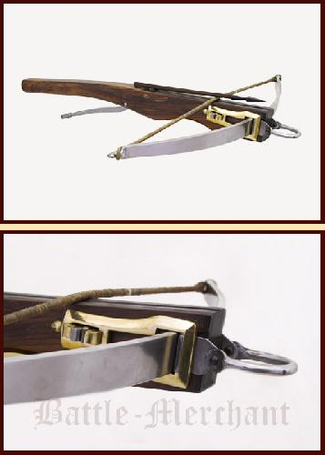 Crossbow-wood-and-steel